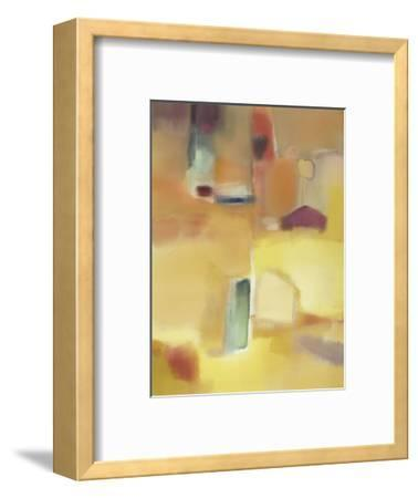 In a Mellow Mood-Nancy Ortenstone-Framed Art Print