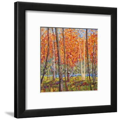 I Doubted If I Would Return-Jean Cauthen-Framed Art Print