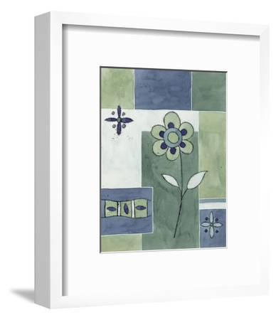 Jumpin' Janis-Dominique Gaudin-Framed Art Print