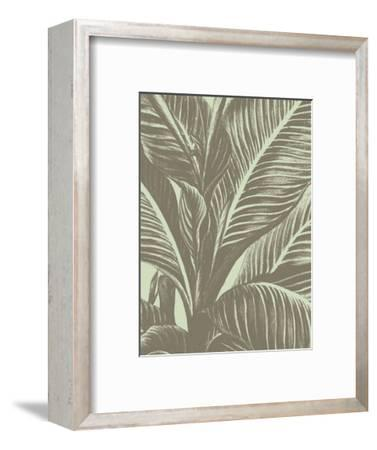 Leaf 11-Botanical Series-Framed Art Print
