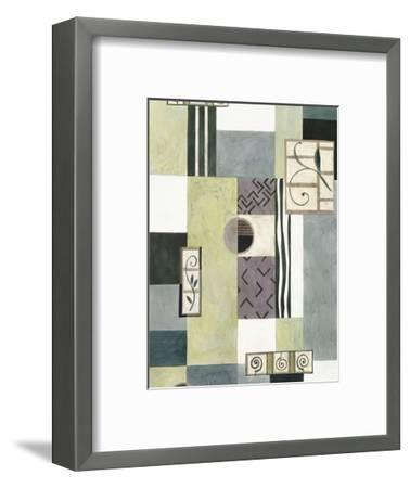 Limelight-Muriel Verger-Framed Art Print
