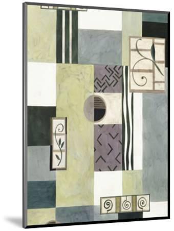 Limelight-Muriel Verger-Mounted Art Print