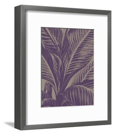 Leaf 14-Botanical Series-Framed Art Print