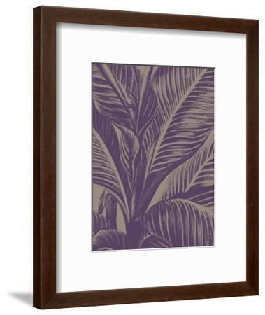 Leaf 14-Botanical Series-Framed Art Print