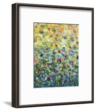 Layers of Life-Jessica Torrant-Framed Art Print