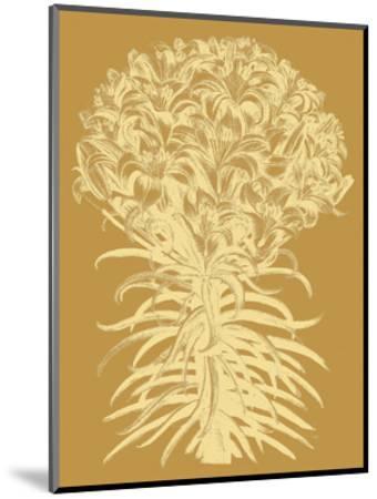 Lilies 20-Botanical Series-Mounted Art Print