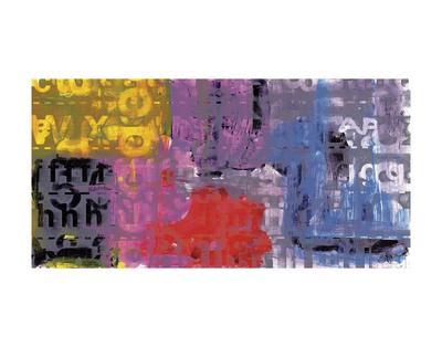 Letra Art XI-Sven Pfrommer-Art Print