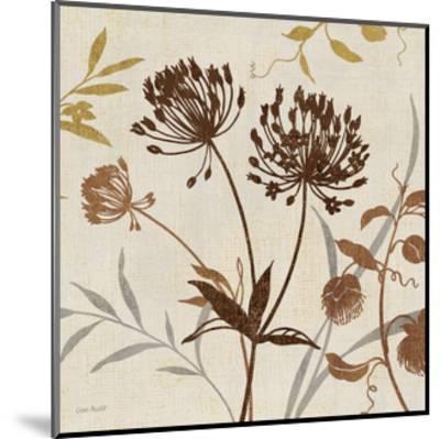 Natural Field II-Lisa Audit-Mounted Art Print