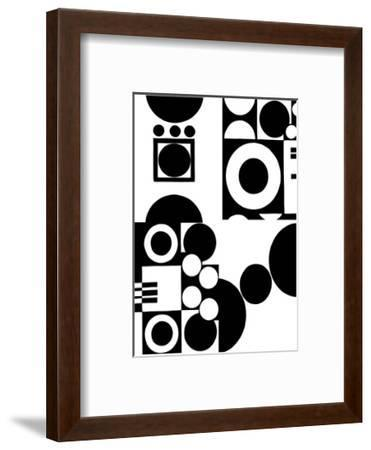 Many Choices-Dominique Gaudin-Framed Art Print