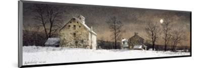 Mill Moon-Ray Hendershot-Mounted Art Print
