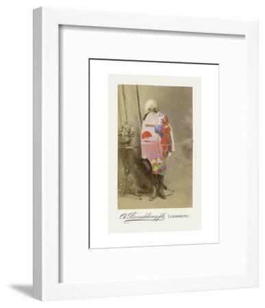 Marius-Philippe Debongnie-Framed Art Print