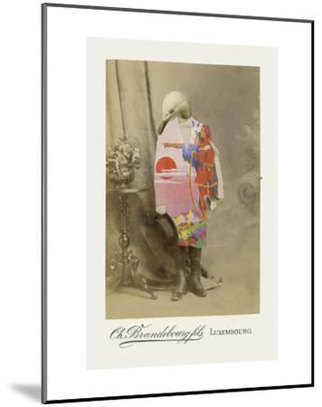 Marius-Philippe Debongnie-Mounted Art Print