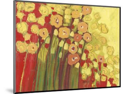 Meadow in Bloom-Jennifer Lommers-Mounted Art Print