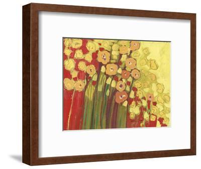 Meadow in Bloom-Jennifer Lommers-Framed Art Print