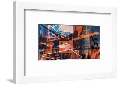 New York Style III-Sven Pfrommer-Framed Art Print