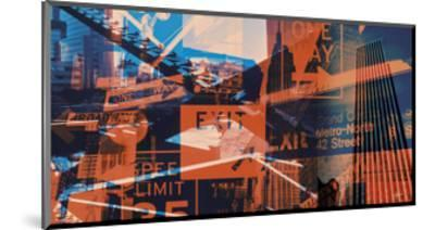New York Style III-Sven Pfrommer-Mounted Art Print