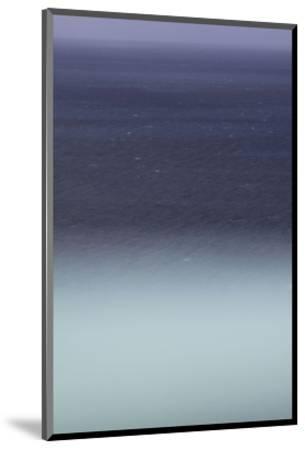 Ombre Ocean-Brian Leighton-Mounted Art Print