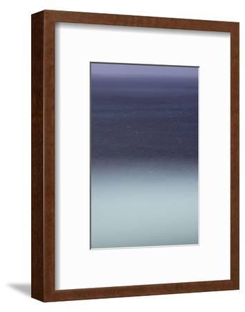 Ombre Ocean-Brian Leighton-Framed Art Print