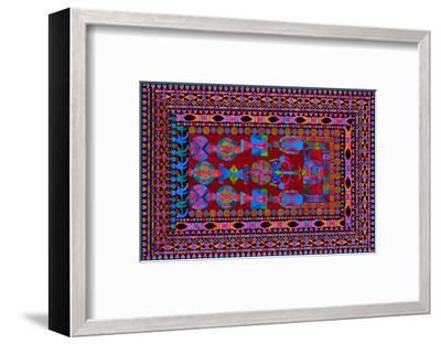 Open Ceremony-Lawrence Chvotzkin-Framed Art Print
