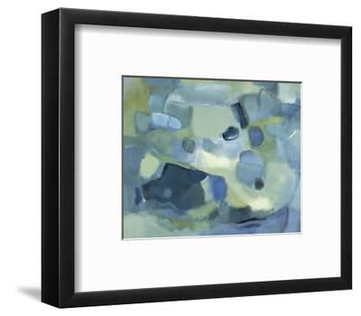 Ocean Song-Nancy Ortenstone-Framed Art Print