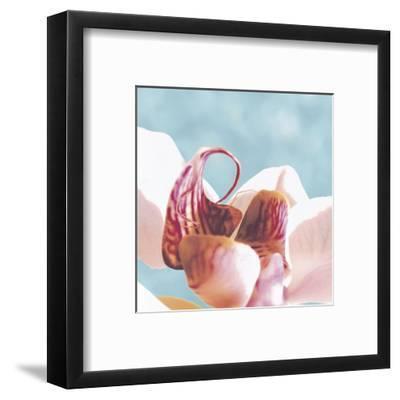 Palm Beach I (detail)-Brian Leighton-Framed Art Print
