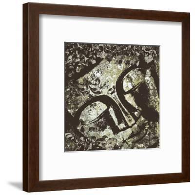 Peaceful-Erin Clark-Framed Art Print