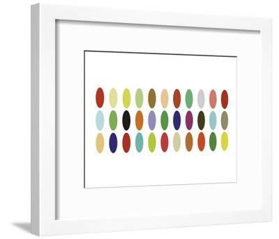 Paint Box Graphic I-Dan Bleier-Framed Art Print