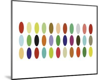 Paint Box Graphic I-Dan Bleier-Mounted Art Print