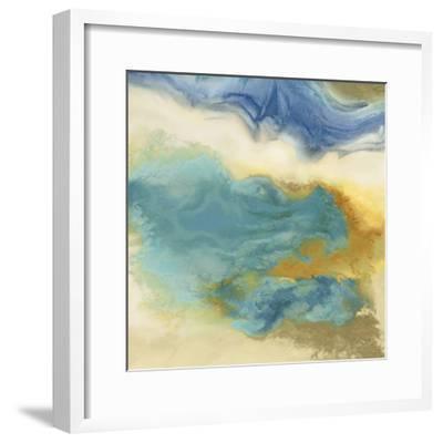 Oceania IV-Tania Bello-Framed Giclee Print