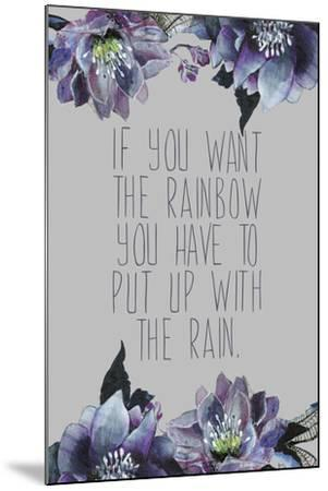 Rainbows-Anahata Katkin-Mounted Giclee Print