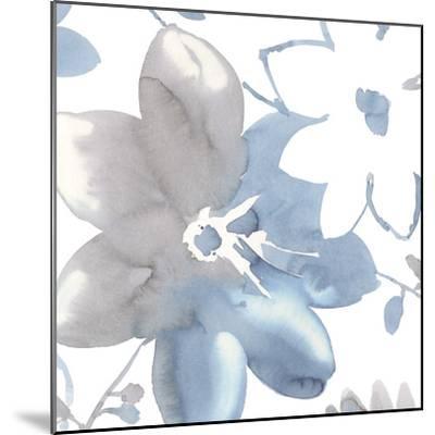 Sonic Bloom II-Sandra Jacobs-Mounted Giclee Print