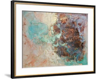 Rock Pool-Caroline Ashwood-Framed Giclee Print