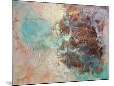 Rock Pool-Caroline Ashwood-Mounted Giclee Print