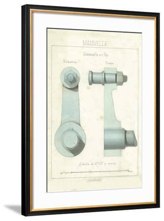 Manivelle-Stephanie Monahan-Framed Giclee Print