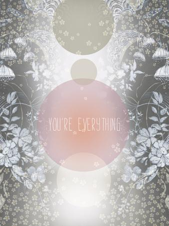 Everything-Anahata Katkin-Framed Giclee Print