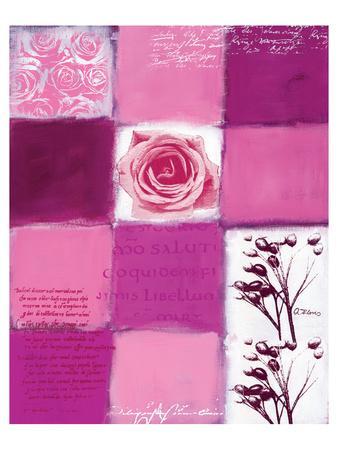 Bands of Love-Anna Flores-Framed Art Print