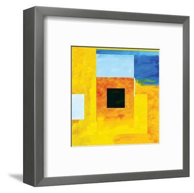 Bauhaus Plan V3-Carmine Thorner-Framed Art Print