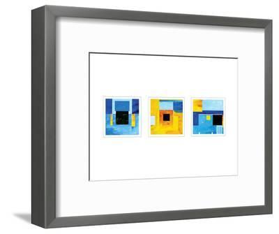 Bauhaus Sketches-Carmine Thorner-Framed Art Print