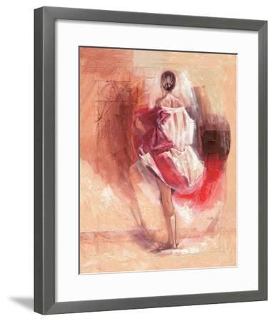 Artist's Love-Talantbek Chekirov-Framed Premium Giclee Print