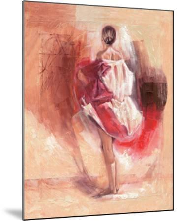Artist's Love-Talantbek Chekirov-Mounted Premium Giclee Print