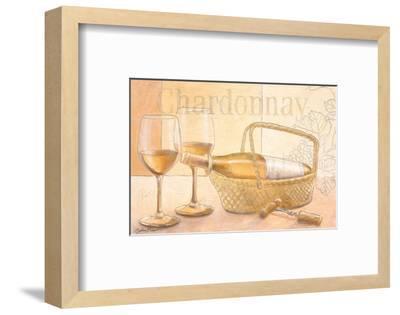 Dinner in Longueville-Bjoern Baar-Framed Art Print