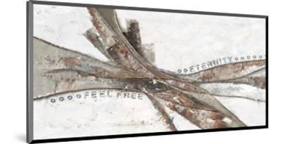 Feel Free - Eternity-Renate Holzner-Mounted Art Print