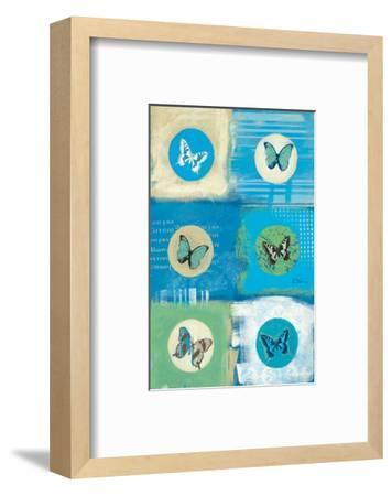 Forever and for Always-Anna Flores-Framed Art Print