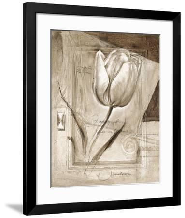 How Tender I-Joadoor-Framed Art Print