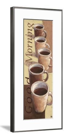 Good Morning-Bjoern Baar-Framed Premium Giclee Print