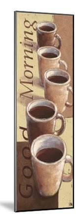 Good Morning-Bjoern Baar-Mounted Premium Giclee Print