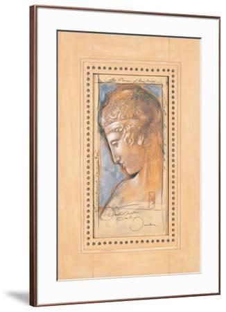 Kassandra Portrait-Joadoor-Framed Art Print