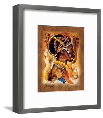 King of the Desert-Joadoor-Framed Art Print