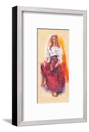 Liveliness-Talantbek Chekirov-Framed Premium Giclee Print