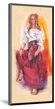 Liveliness-Talantbek Chekirov-Mounted Premium Giclee Print